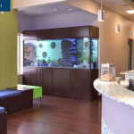 Veterinary Hospital Reception