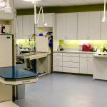 animal hospital treatment area