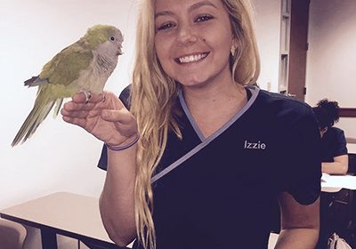 Veterinary-Staff-Izzie